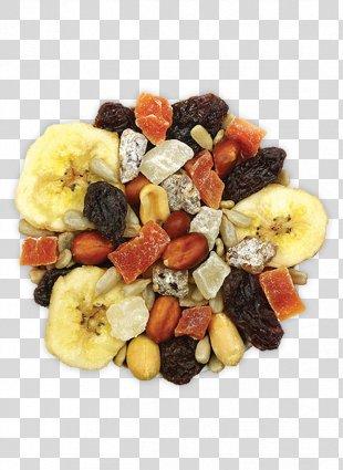 Vegetarian Cuisine Muesli Breakfast Cereal Dried Fruit Food - Dry Fruit PNG