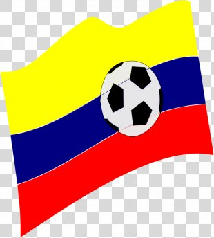 Flag Of Colombia Ball Clip Art - Balon PNG