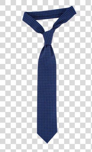 The 85 Ways To Tie A Tie Necktie Bow Tie Blue - Tie PNG