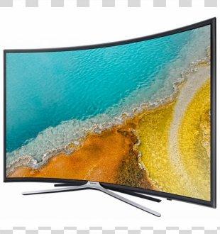 1080p Smart TV LED-backlit LCD Samsung Television - Tv PNG