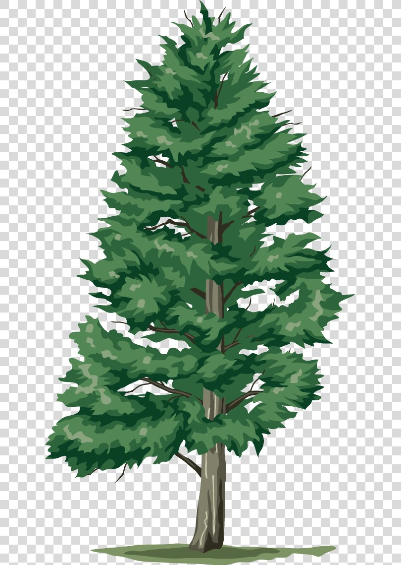 Tree Clip Art, Green Tree PNG, Free Download