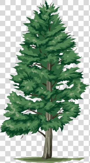 Tree Clip Art - Green Tree PNG