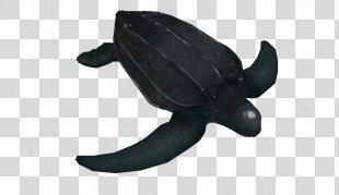Sea Turtle Plush Stuffed Animals & Cuddly Toys - Leatherback Sea Turtle PNG