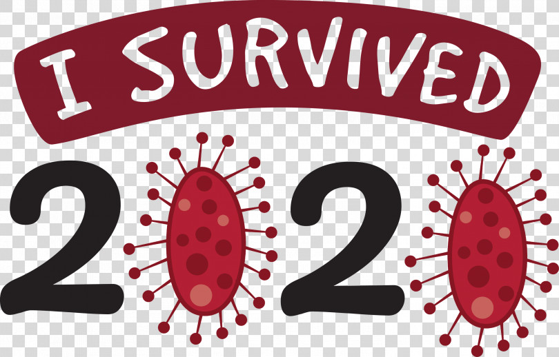 I Survived I Survived 2020 Year PNG