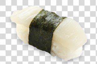Sushi Onigiri Philadelphia Roll Smoked Salmon Japanese Cuisine - Sushi PNG