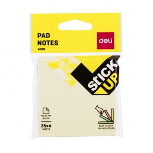 Paper Post-it Note Stick On Note Delicatessen Yellow - 3M Post It Note Pads Pink PNG