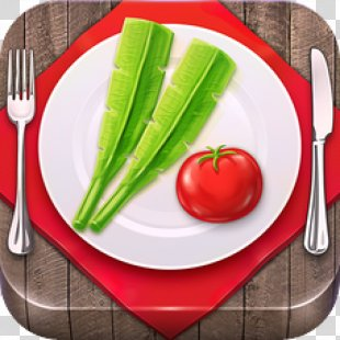 Mobile App Android Application Package Icon Design Application Software - Cooking Ingredients PNG