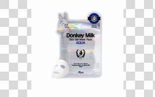 Donkey Milk Mask Turkey - Donkey PNG