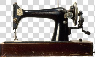 Sewing Machine - Vintage Sewing Machine PNG