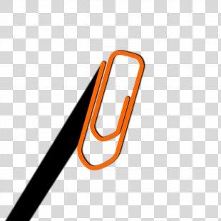 Paper Clip Pen Clip Art - Paper Clip PNG
