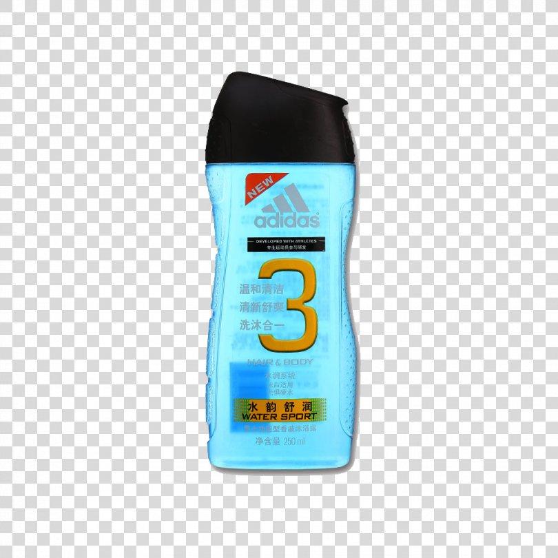 Shower Gel Shampoo Bathing, Adidas Men's Functional Shampoo Shower GelWater Yun Shu Yun PNG