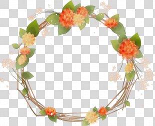 Picture Frames Flower Frame Floral Design Clip Art PNG