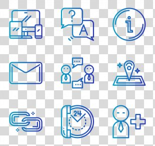 Clip Art Vector Graphics Icon Design - Contact Us PNG