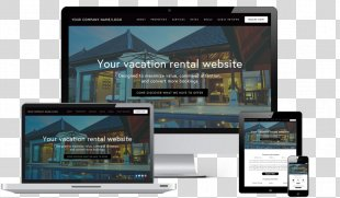 Vacation Rental Renting Web Template System Property - Vacation PNG
