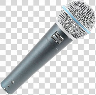 Microphone Shure SM58 Audio Shure Beta 58A - Mic PNG