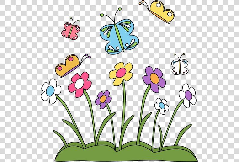 Border Flowers Floral Design Clip Art, Flower PNG