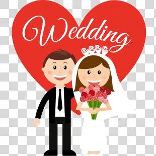 Wedding Invitation Bridegroom Illustration - Western-style Wedding PNG
