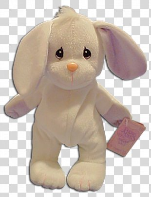 Stuffed Animals & Cuddly Toys Easter Bunny Plush Rabbit - Pink Bunny Ears PNG