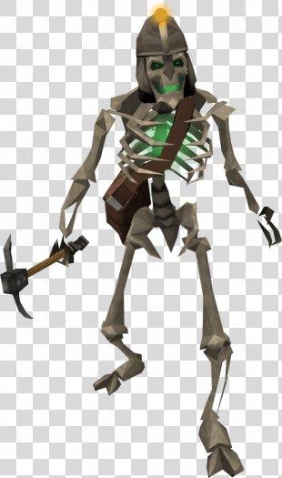 Skeleton RuneScape Undead Monster Wikia - Skeleton PNG