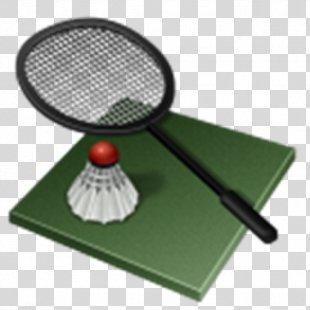 Badminton Sports Vector Graphics - Badminton PNG