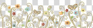 Temple Young Women The Church Of Jesus Christ Of Latter-day Saints Clip Art - Floral Border PNG