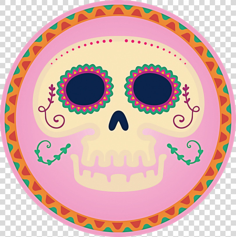 Day Of The Dead Día De Muertos Día De Los Muertos PNG