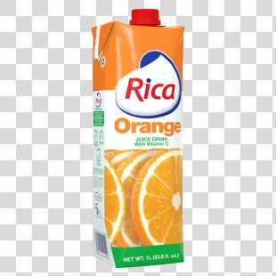 Orange Juice Orange Drink Orange Soft Drink - Orange PNG