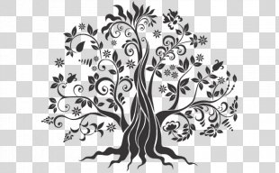 Wall Decal Tree Of Life Decorative Arts - Tree Of Life PNG