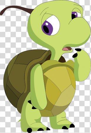 Sea Turtle Tortoise Cartoon - Sea Turtle PNG