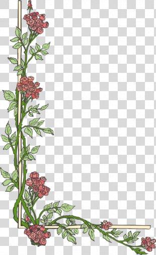 Border Drawing Clip Art - Border Page PNG