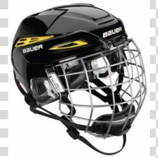 Hockey Helmets Bauer Hockey Ice Hockey Hockey Sticks - Hockey PNG