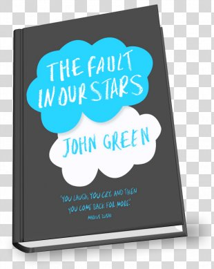 The Fault In Our Stars Hardcover Book Tavalodet Mobarak Text - Fault In Our Stars Cloud PNG
