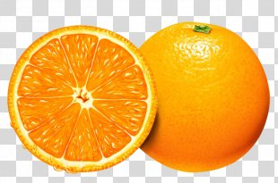 Orange Juice Mandarin Orange Health - Orange PNG