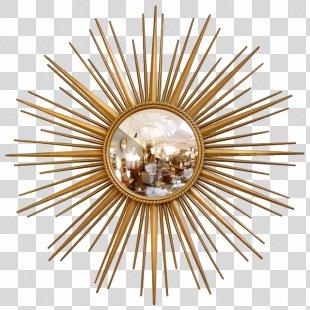 Starburst Clip Art - Starburst Gold PNG
