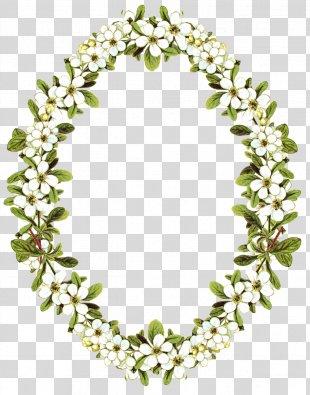 Borders And Frames Picture Frames Flower Clip Art - Flower PNG