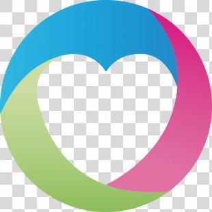 Logo Heart - Heart-shaped Logo PNG