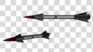 Missile Ranged Weapon Analog Signal Aircraft - Missile PNG