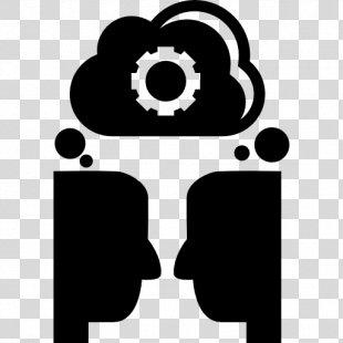 Speech Person Symbol Clip Art - Communication Thinking PNG
