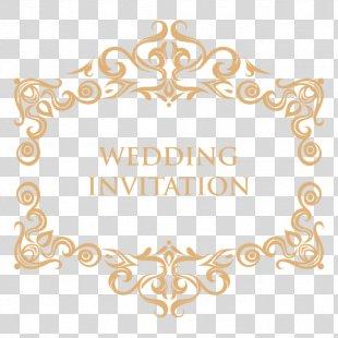 Wedding Invitation Bridegroom - Wedding Invitation PNG