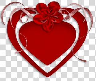 Valentine's Day Heart Animation Clip Art - Valentine's Day PNG