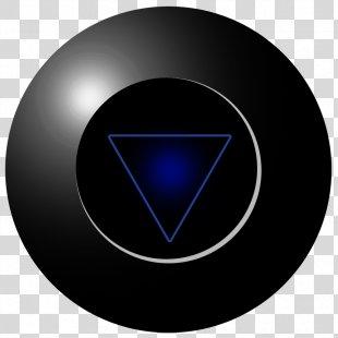 Magic 8-Ball 8 Ball Pool Eight-ball Game Clip Art - Magic PNG