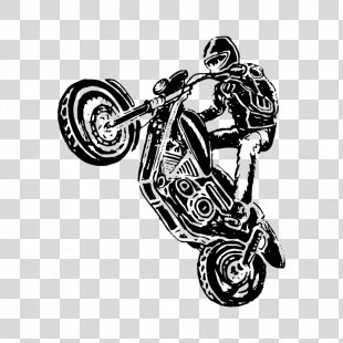 Motorcycle Stunt Riding Wheelie Buell Motorcycle Company Bicycle - Motorcycle PNG