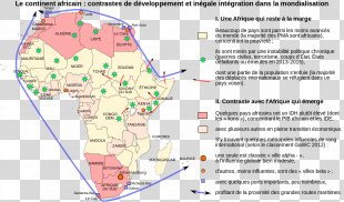 Africa Croquis Histoire-géographie Map Geography - Africa PNG