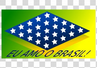 Flag Of Brazil Clip Art - Us Flag Graphics PNG