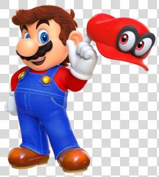 Super Mario Odyssey Mario Bros. Nintendo Switch Electronic Entertainment Expo 2017 Luigi - Mario Bros PNG