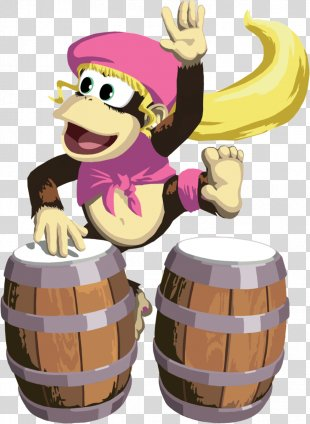Donkey Kong Country 2: Diddy's Kong Quest Donkey Konga 2 Donkey Kong Country 3: Dixie Kong's Double Trouble! - Donkey PNG