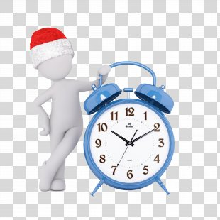Alarm Clock Digital Clock Stock Illustration - Alarm Clock Against The Villain PNG