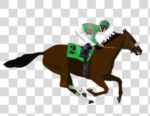 Horse Racing Virtual Racing Video Game - Horse PNG