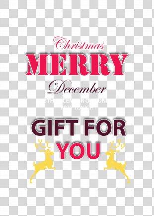 Christmas - Merry Christmas Free Artistic Design PNG