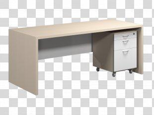 Desk Office Nuwave Design & Business Furniture File Cabinets - Desk Area PNG